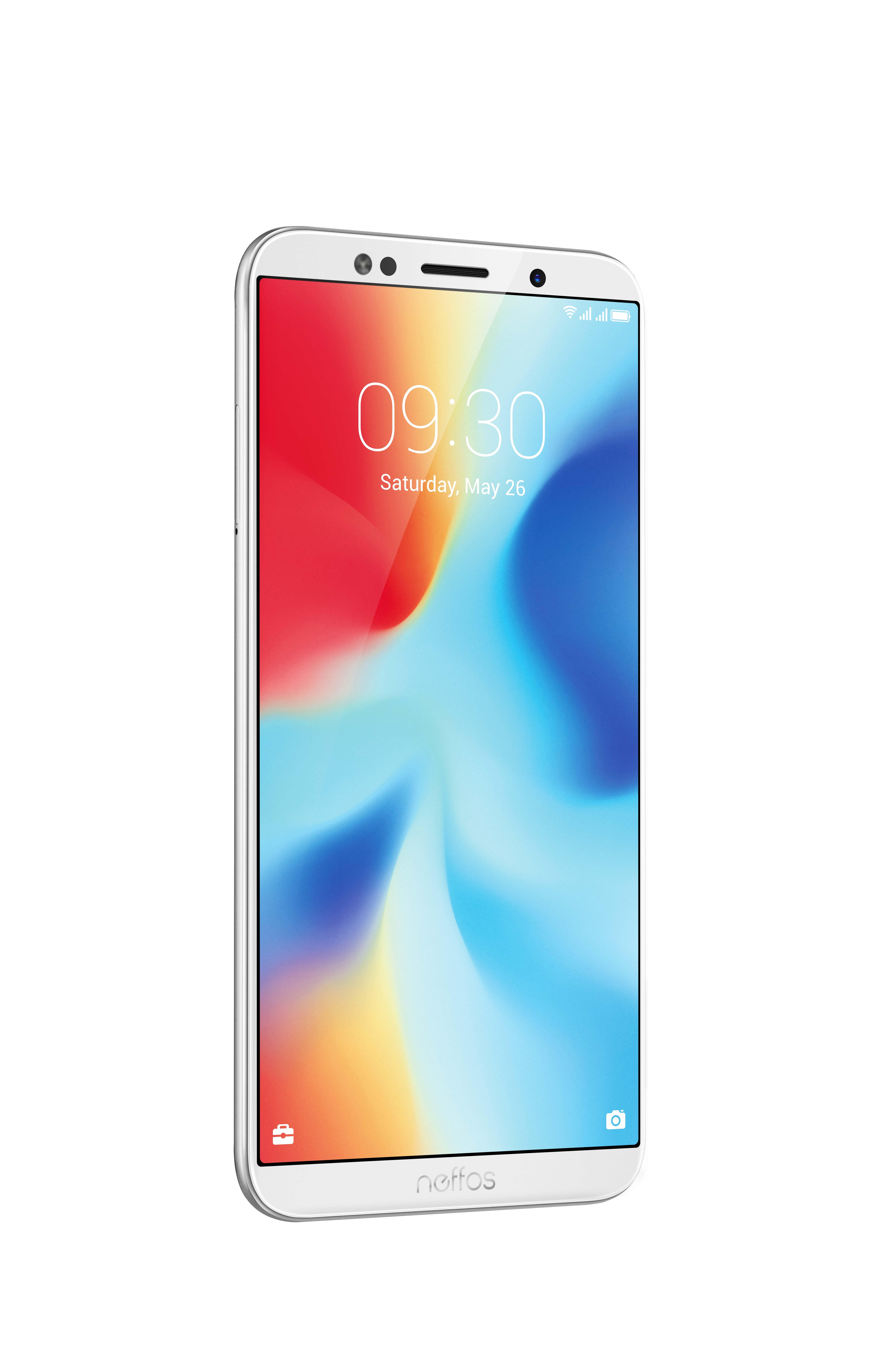 Neffos C9A – smartfon z wyświetlaczem 18:9 od TP-Link