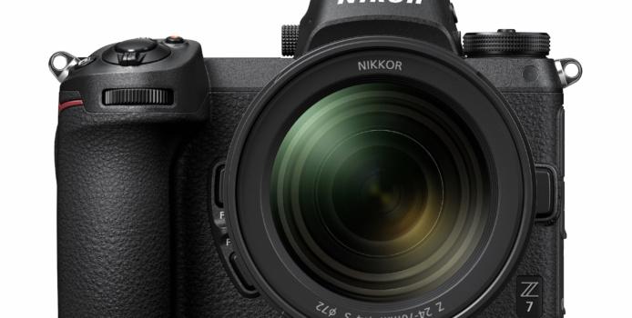 Bezlusterkowce pełnoklatkowe Nikona