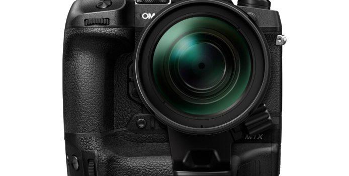OM-D E-M1X – jeszcze większa wydajność i wytrzymałość