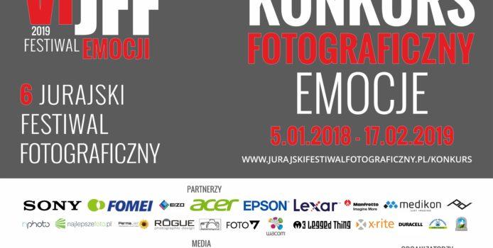 """Zapraszam serdecznie na już 6 Jurajski Festiwal Fotograficzny """"Festiwal emocji"""""""