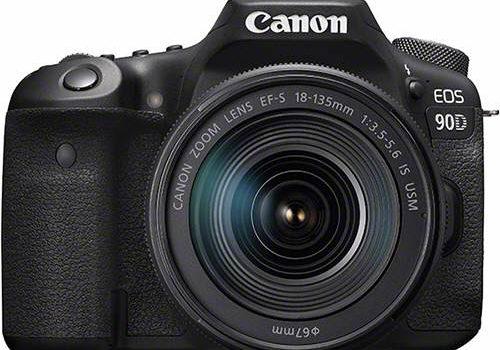 Canon pokazał dwa nowe aparaty