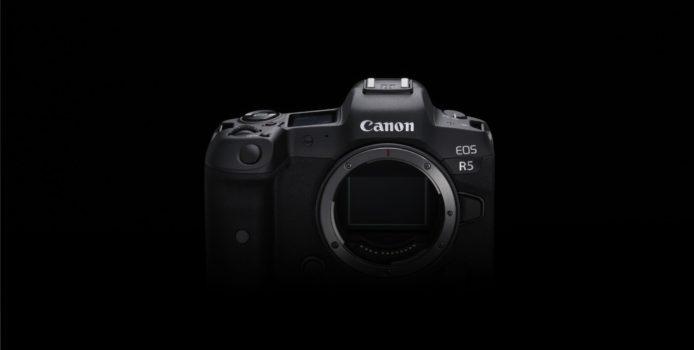 Canon ujawnia kolejne szczegóły dotyczące bezlusterkowca  EOS R5