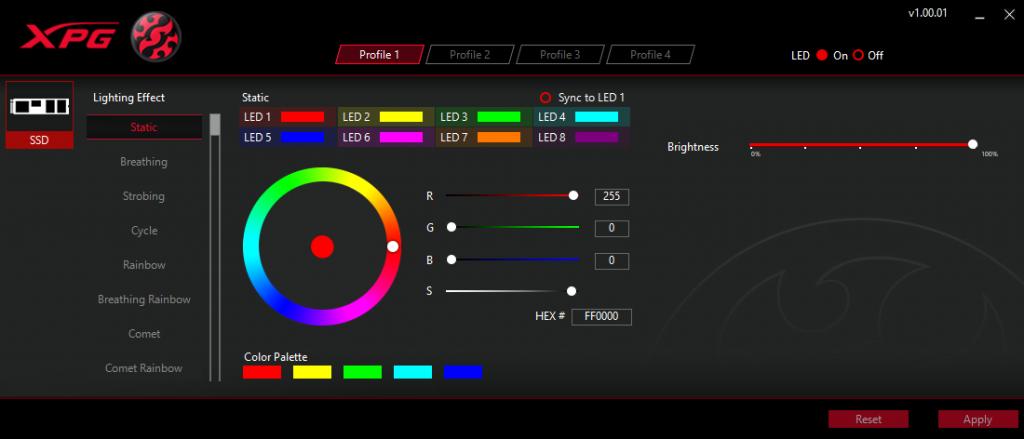 Oprogramowanie Spectrix